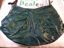 Unique Original Chinese Laundry Large Purse - Dark Green Color - Great Condition