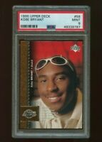 1996 Upper Deck Kobe Bryant #58 Rookie RC PSA 9 MINT Lakers