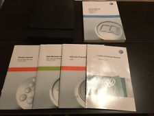 2011 Volkswagen Jetta Sport Wagen Owners Manual With Case OEM Free Shipping