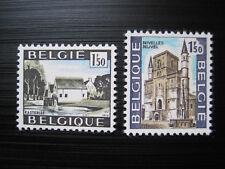 Belgien,Belgie,Belgique MiNr. 1596-1597 postfrisch** (B 144)