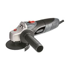 Ozito ANGLE GRINDER AGS-4050 100mm 850W, Metal Gear Box,DIY Use Australian Brand