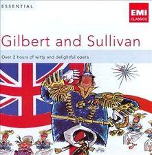Essential Gilbert & Sullivan 2CDs 2012 EMI Classics IMPORT EU FAST USA SHIPPING