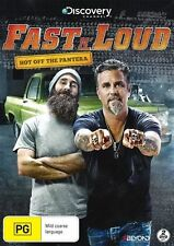 Fast N' Loud: Hot off the Pantera NEW R4 DVD