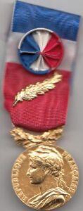 France Décoration  Médaille d'honneur du travail Médaille 2004
