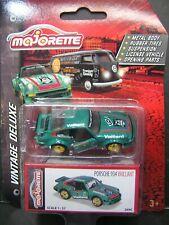 Majorette 1:57 Metal DieCast model Vintage Deluxe car - Porsche 934 Vaillant