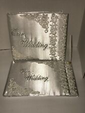 Vintage Lillian Vernon Wedding Guest Book With Pen Vintage Lace Photo Book New