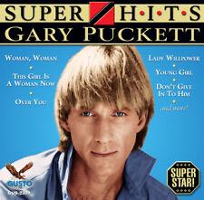 Gary Puckett - Super Hits (CD Used Like New)