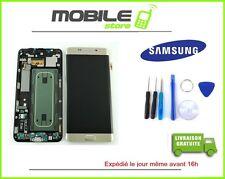 VITRE TACTILE + LCD ORIGINALE POUR SAMSUNG S6 EDGE+ ET G928F COULEUR GOLD+OUTILS
