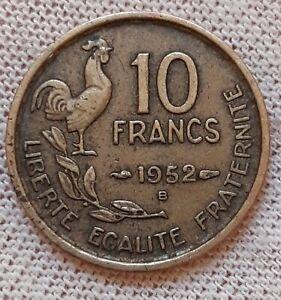 France 10 francs 1952