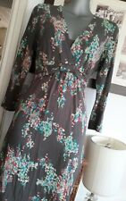 Boden Floral Summer  Sleeved Dress