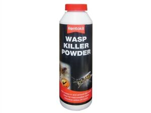 Rentokil Wasp & Nest Killer Powder 150g Ideal For Inaccessible Areas Works Fast