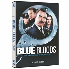 Blue Bloods - Season 3 [DVD] - Complete Third Series Box Set, Uk Region 2.