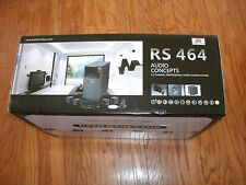 New! Ashton-Ross Audio Concepts Pro-Series Rs 464 Home Theatre Speakers