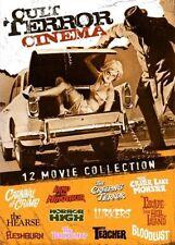 DVD: 1 (US, Canada...) Cult Box Set NR DVD & Blu-ray Movies
