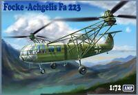 AMP 72-003 - 1/72 -  Focke Angelis Fa-223 Drache Helicopter  plastic model kit