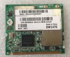 ORIGINALE Dell WLAN Scheda Broadcom dw1470 scheda di rete d9002