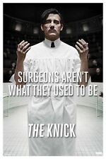 The Knick Thackery Tv Show Poster 17x11