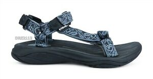 Teva Pretty Rugged Nylon 3 Lierre Blue Sandals Womens Size 6 *NIB*