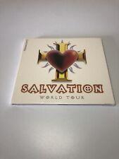 Salvation World Tour CD Brand NEW Sealed Rachel Starr Axwell Deep Dish Guetta