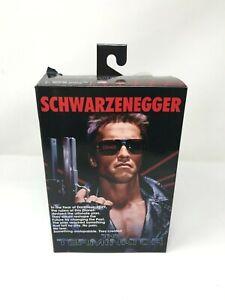 Terminator Collection Series 1 Actionfigur Tech Noir OVP B-Ware NECA Actionfigur