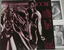 CCM / Cheetah Chrome Motherf*ckers - Into The Void LP I Refuse It Italy HC Punk