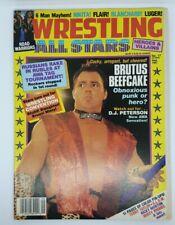 Wrestling All Stars Magazine No 17 Sept 1987 Brutus Beefcake Dusty Rhodes