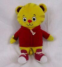 """Daniel Tiger's Plush Stuffed Animal Talking Mr Rogers Yellow Red 12"""" Bin X"""