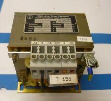 Transformator Steuertransformator Trafo Prim 380V Sek 220V 150VA