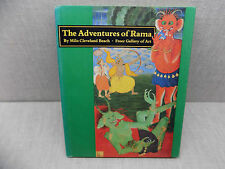 THE ADVENTURES OF RAMA Milo Cleveland Beach INDE INDIA