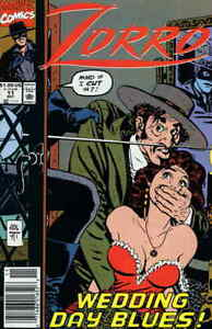 Zorro (Marvel) #11 FN; Marvel | save on shipping - details inside
