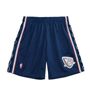 New Jersey Nets Mitchell & Ness NBA Authentic Swingman Men's Mesh Shorts