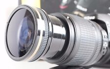 Ultra Wide Angle Macro Fisheye lens for Nikon 7100 & 18-200 AF-S DX 18-140MM