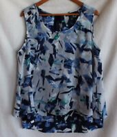 Style & Co  Casual Blouse/Top Size Large