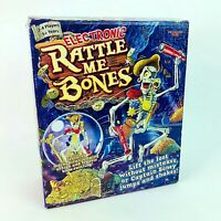 ELECTRONIC RATTLE ME BONES GAME SEALED CONTENTS (opened box) SPOOKY FAMILY FUN