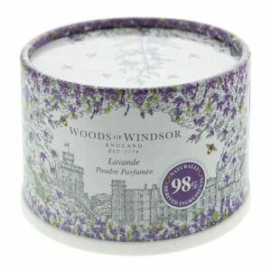 Woods Of Windsor Lavender Dusting Powder 100g Women