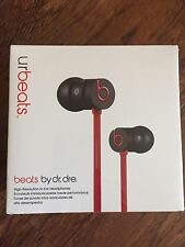 Beats by Dr. Dre UrBeats In-Ear Earbud Headphones With ControlTalk - Black-NEW