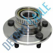 New Rear Complete Wheel Hub and Bearing Assembly 1995-97 Dodge Plymouth Neon ABS
