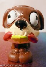 The Ugglys Series 1 #35 SMELLY BUM BOXER Brown Red Mint OOP