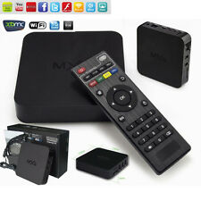 NEW Amlogic S805 XBMC Android Smart WiFi TV Box 1080p Full HD Quad Core 8GB HDMI