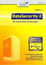 Simon Tools - Data Security 2 (PC, Pappbox) Neuware