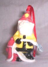 04Season D042 42.2201.2 Ceramic Fireman Ornament