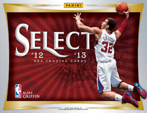 2012-13 Panini Select Base Complete Your Set Choose From List 1-150 Case Fresh