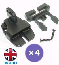 4x vasca idromassaggio SPA Idromassaggio Cover una facile sostituzione Fibbie clip di fissaggio UK Venditore
