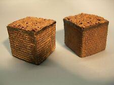 1/35 échelle hesco earthen conteneurs (8pce) - irak afghanistan / Camp de base diorama