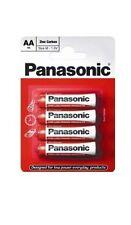 Panasonic AA Standard Non Rechargable Size Battery x 4