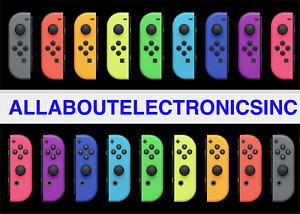 Working Genuine Nintendo Switch Joy Con JoyCon Controllers Joycons cons Joy-Con