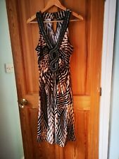 Party cocktail dress size 16