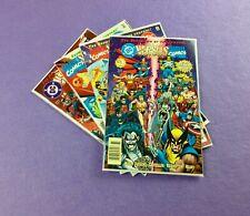 DC vs Marvel Comics (1996):  Brothers Cosmic!  Batman, Spider-Man, more!
