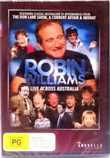 Robin Williams Live Across Australia R4 DVD (2014)