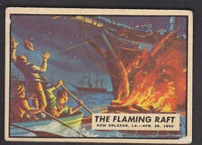 A&BC - Civil War News 1965 - # 17 The Flaming Raft